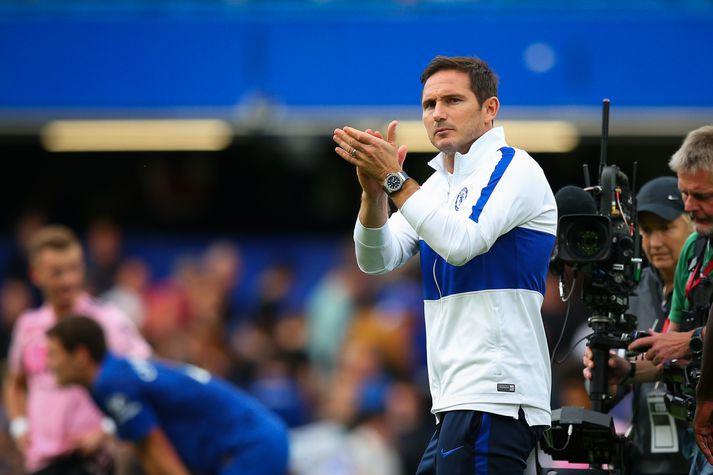 Frank Lampard vill fleiri mörk.