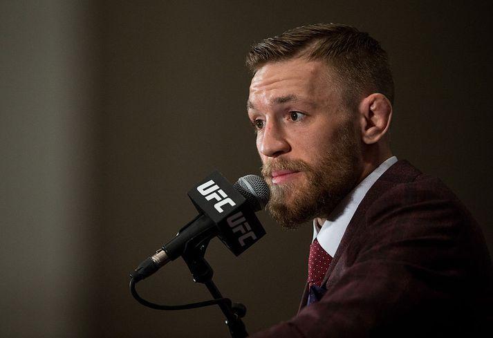 Conor McGregor á ennþá nóg eftir