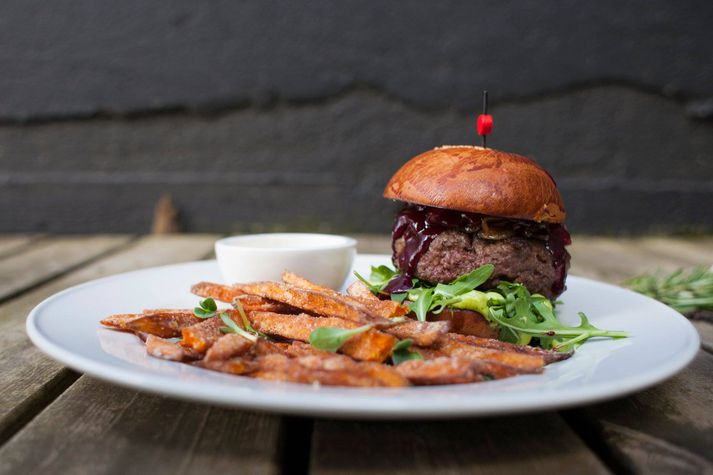 Meint verðlagning á Gígur Restaurant Burger hefur farið fyrir brjóstið á fólki.