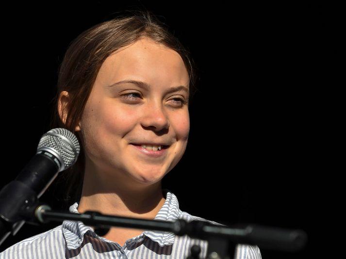 Greta Thunberg hefur ekki bara haft áhrif á ungmenni um allan heim heldur einnig heimsfræga þjóðhöfðingja.