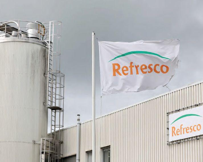 Refresco Group er eitt stærsta átöppunarfyrirtæki safa og gosdrykkja í Evrópu
