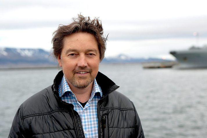 Guðmundur Kristjánsson, forstjóri Brims.