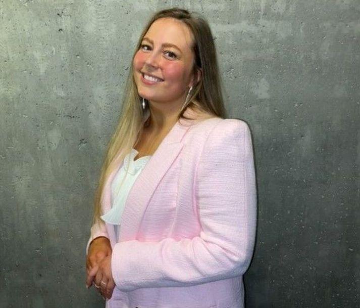 Tinna María Björgvinsdóttir, Miss Keflavik