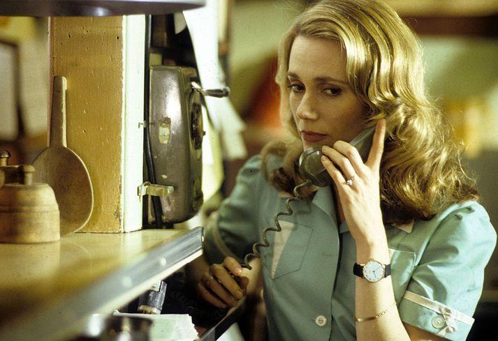 Peggy Lipton í hlutverki Normu Jennings í Twin Peaks.
