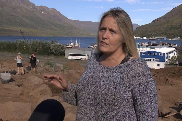 Ragnheiður Traustadóttir