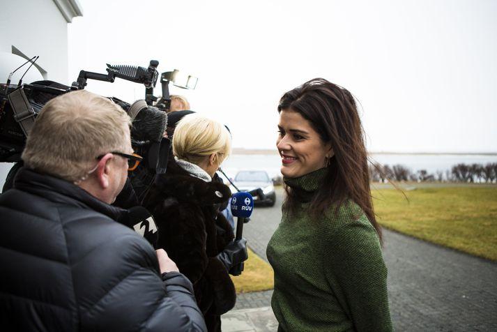 Þórdís Kolbrún fór yfir endurgreiðslumálið í Reykjavík síðdegis.