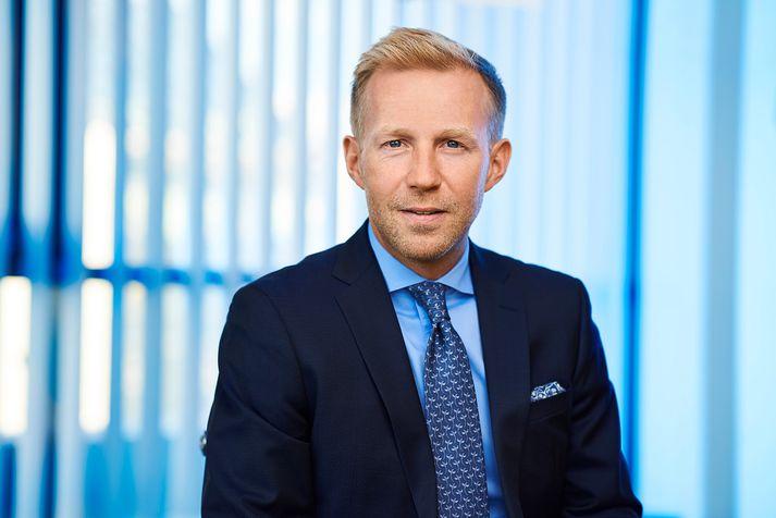 Benedikt Gíslason verðandi bankastjóri Arion banka