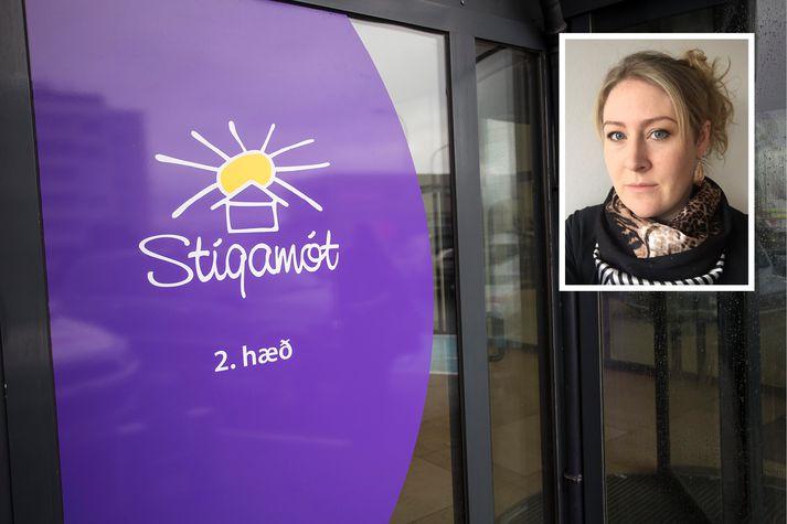 Helga starfaði hjá Stígamótum og greinir ítarlega frá þeirri reynslu sinni í pistli á Facebook.