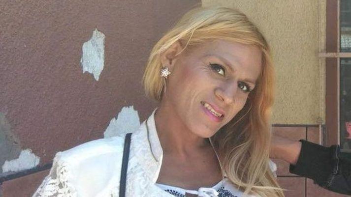 Roxana Hernandez lést um 2 vikum eftir komuna til Bandaríkjanna.