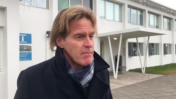 Cees van den Bosch er framkvæmdastjóri Voig Travel.
