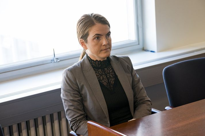 Aldís Hilmarsdóttir