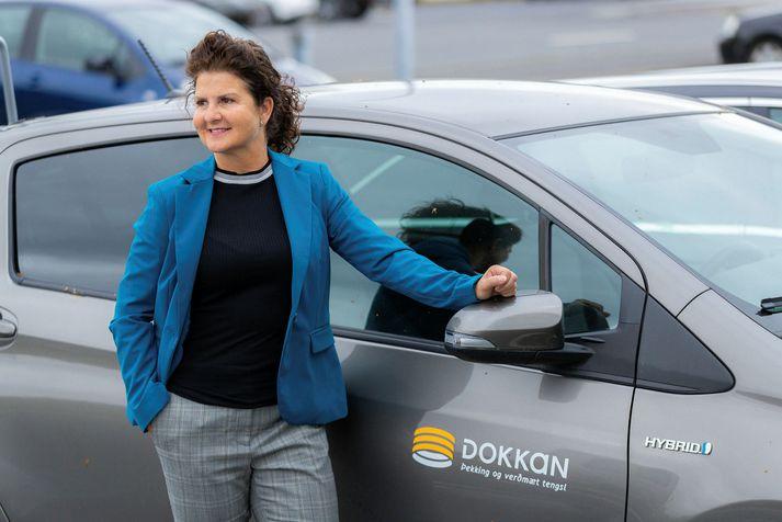 Martha Árnadóttir framkvæmdastjóri Dokkunnar.