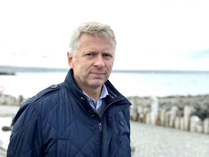 Þröstur Friðfinnsson, sveitarstjóri Grýtubakkahrepps.