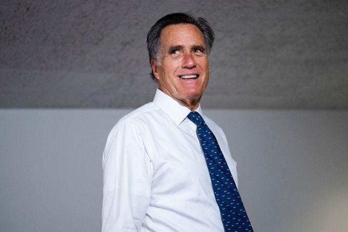 Mitt Romney, öldungardeildarþingmaður repúblikana.