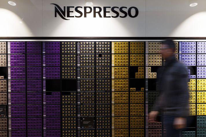 Stefnt er að því að Nespresso-verslun opni í Kringlunni þann 1. desember næstkomandi.