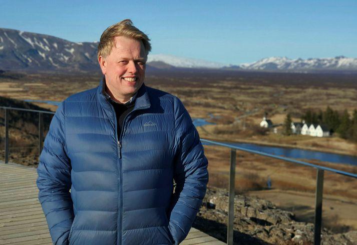Einar Á. E. Sæmundssen, þjóðgarðsvörður á Þingvöllum, segir aðgerðirnar sárar en nauðsynlegar.