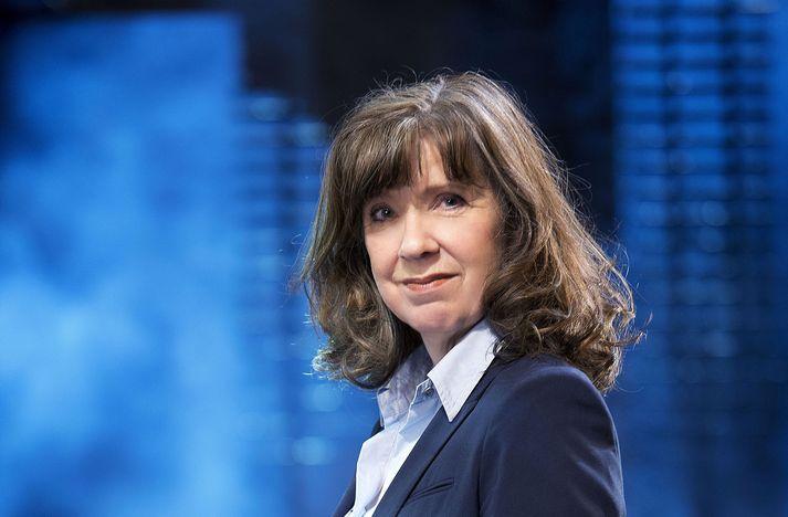 Kolbrún Halldórsdóttir hefur mikla reynslu úr leikhúsgeiranum.