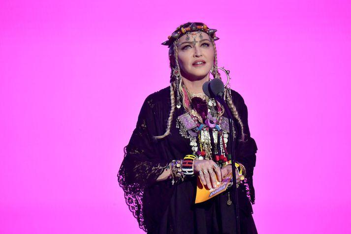 Tónlistarkonan Madonna er afar ósátt við forsíðuviðtal New York Times og segir það vera kvenfjandsamlegt.