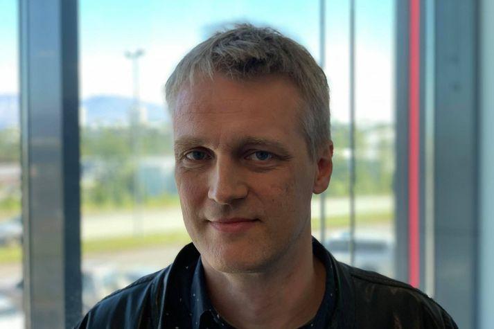 Jóhannes Loftsson, formaður Ábyrgrar framtíðar.