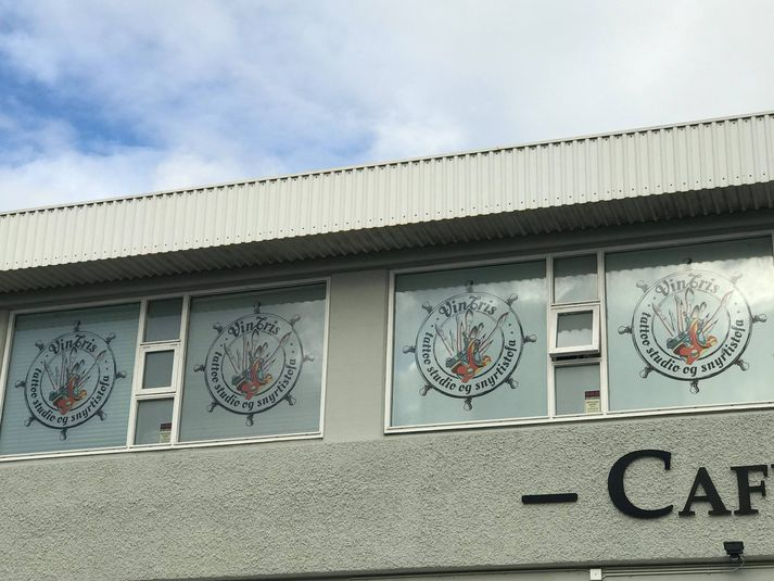 Vintris var til húsa fyrir ofan Café Meskí í Fákafeni. Stofunni hefur nú verið lokað.