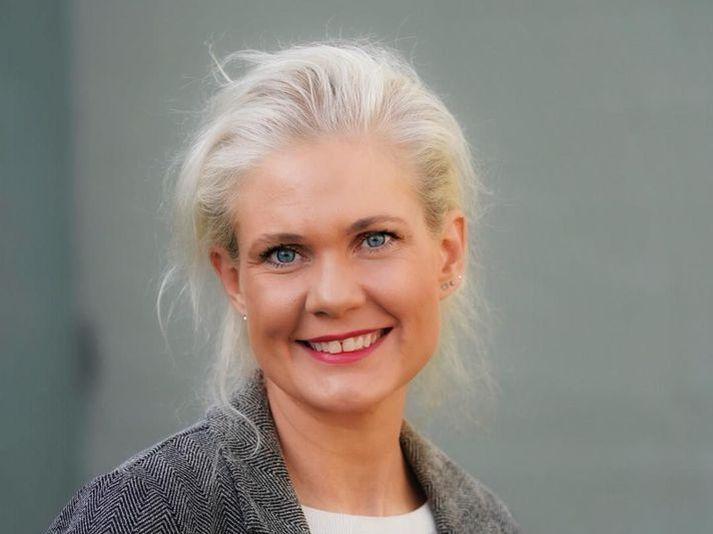 Karen tók við starfi framkvæmdastjóra Samfylkingarinnar í september 2018.