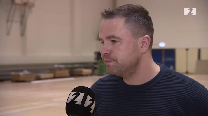 Kári Garðarsson er íþróttastjóri Gróttu.