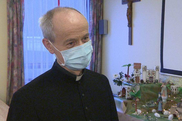 Jakob Rolland, kanslari biskupsdæmis kaþólsku kirkjunnar á Íslandi.