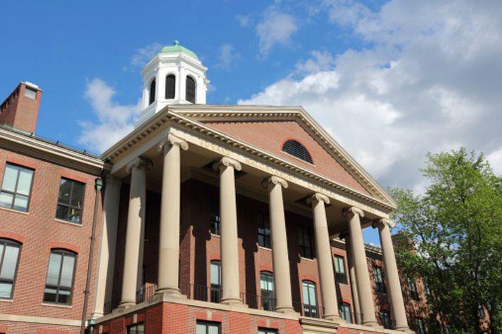 Harvard háskóli talinn með þeim betri í heiminum.