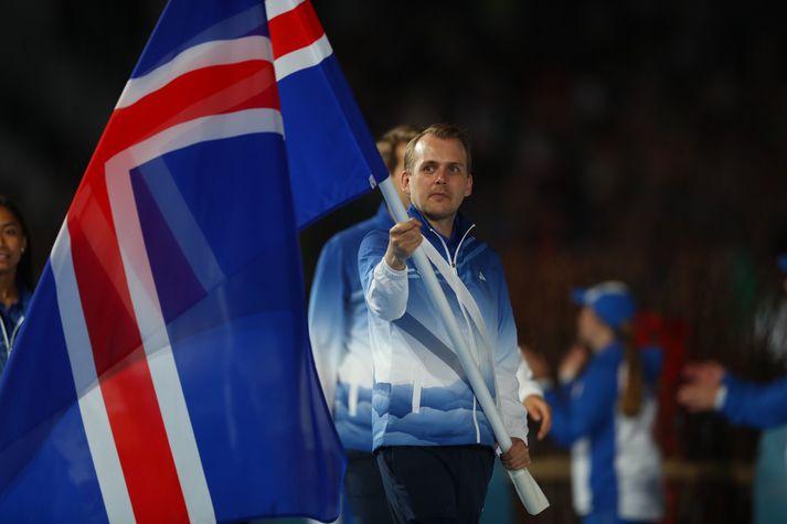 Ásgeir Sigurgeirsson er kominn með farseðil til Tókýó.