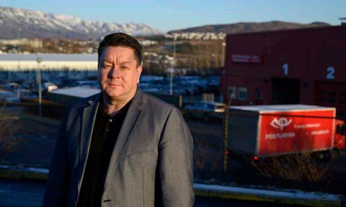 Birgir Jónsson tók við stjórnartaumunum í vor og hefur síðan þá látið til sín taka.