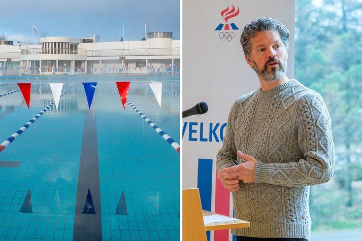 Dagur B. Eggertsson borgarstjóri tísti rétt í þessu um að sundlaugarnar í Reykjavík opni á miðnætti á sunnudaginn til að mæta eftirvæntingu og eftirspurn.