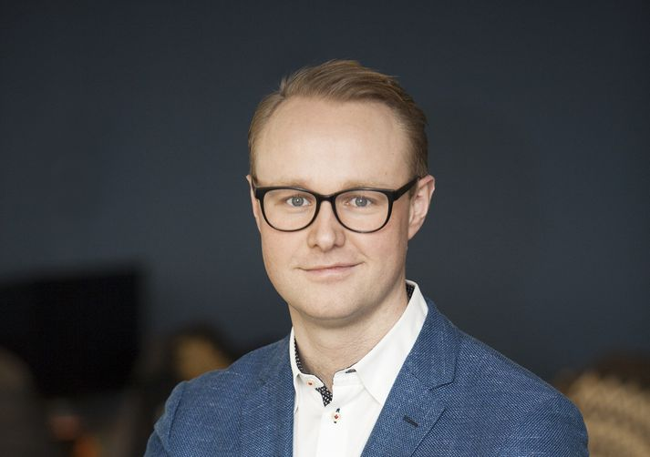 Ólafur Örn Nielsen.