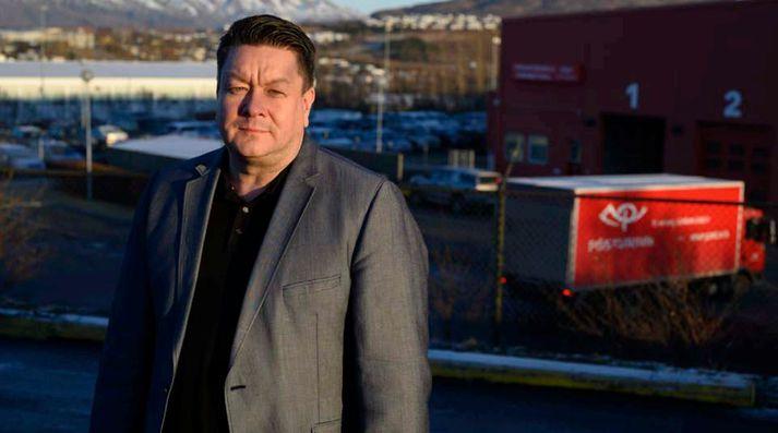 Birgir Jónsson leiðir þessa dagana miklar breytingar á rekstri Íslandspósts.