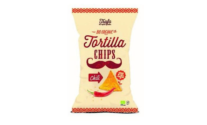 Varan sem um ræðir - Trafo Tortilla Chips Chili.
