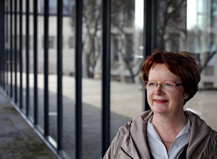 Kristín Ástgeirsdóttir, framkvæmdastjóri Jafnréttisstofu.