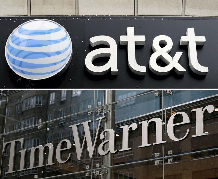 Ríkisstjórn Donalds Trump forseta hafði lagst gegn samruna AT&T og Time Warner. Ástæðan hefur meðal annars verið talin andúð hans á CNN-fréttastöðinni.