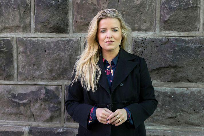 Áslaug Arna Sigurbjörnsdóttir dómsmálaráðherra