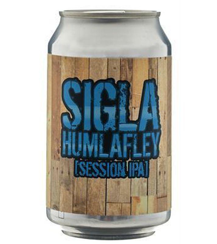 The Brothers Brewery Sigla Humlafley Session IPA er bjór í 330 ml áldós.
