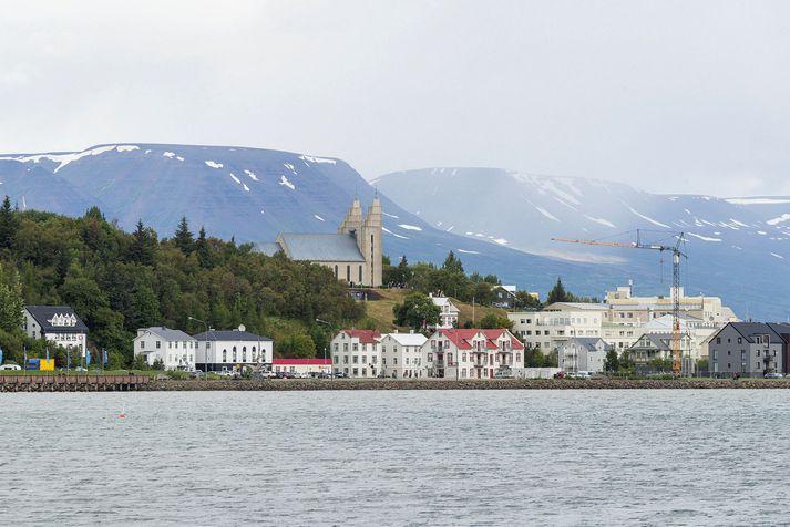 Haustið virðist ætla að skella á Norðurlandi.