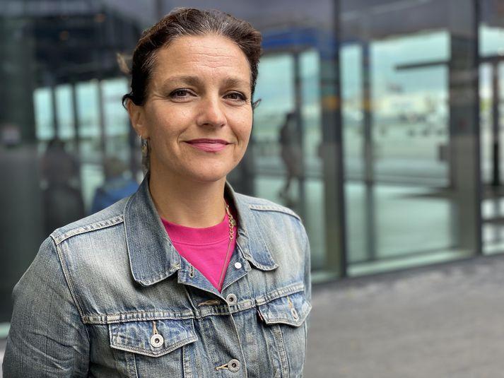 Rósa Björk Brynjólfsdóttir er þingmaður Samfylkingarinnar.