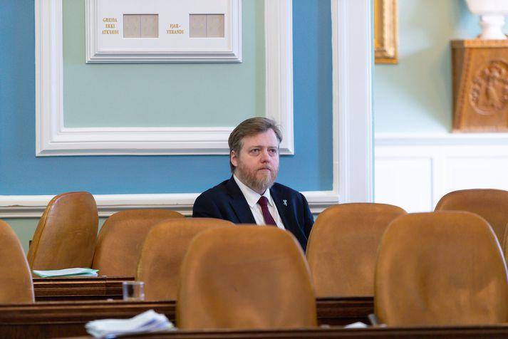 Sigmundi Davíð Gunnlaugssyni formanni Miðflokksins líst illa á fyrirætlanir um Borgarlínu.