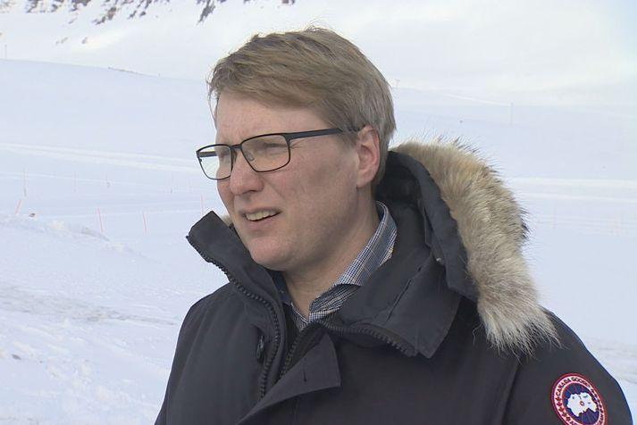 Daníel Jakobsson var bæjarstjóri á Ísafirði frá 2010 til 2014.