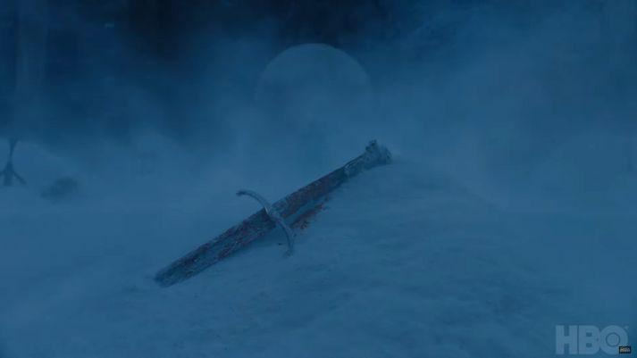 Longclaw, sverð Jon Snow.