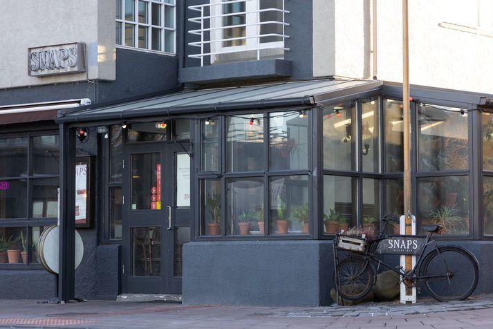 Snaps Bistro Bar er í eiguBirgis Þórs Bieltvedt fjárfestis en eigendaskipti eru í farvatninu.