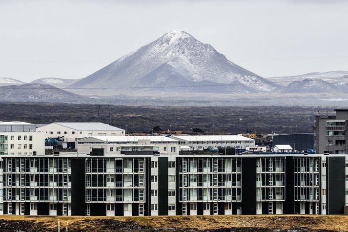Mikil skjálftavirkni hefur verið á Reykjanesskaga að undanförnu og hafa skjálftar fundist víða á suðvesturhorninu.
