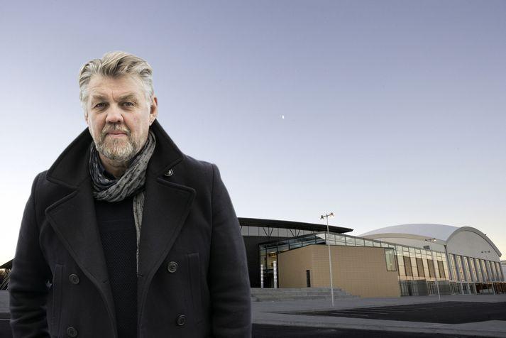 Helgi Björnsson er einn vinsælasti söngvari landsins.
