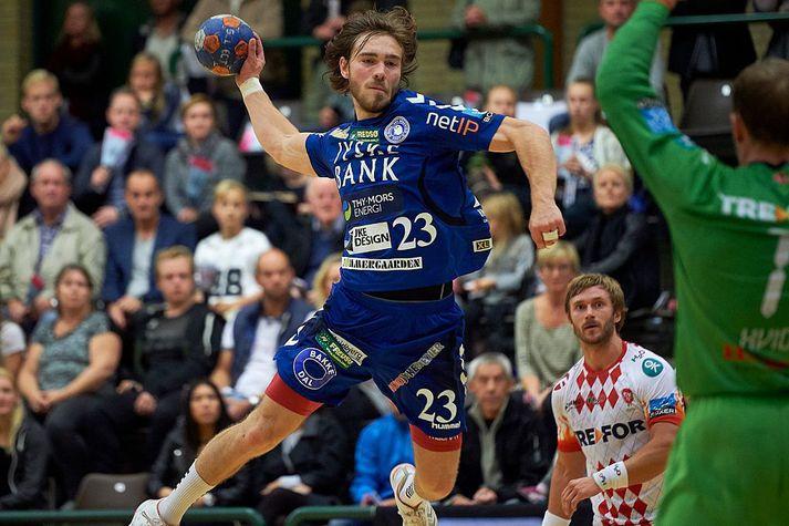Henrik Tilsted, leikstjórnandi Mors-Thy.