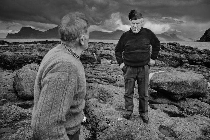 RAX segir að Tomas hefði getað passað inn í hlutverk í hvaða sjóræningjamynd sem er.