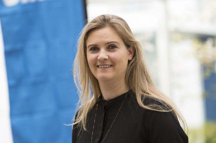 Auður Inga Þorsteinsdóttir er framkvæmdstjóri UMFÍ.