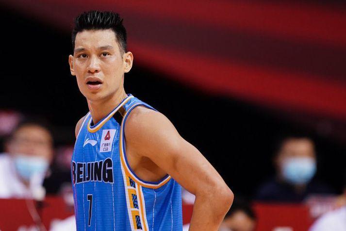 Jeremy Lin fór í eitt tímabil til Kína en er nú að reyna að komast aftur inn í NBA-deildina.